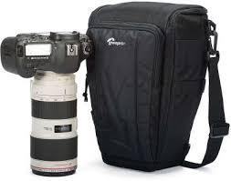 <b>Сумка Lowepro Toploader Zoom</b>™ 55 AW II черный | купить ...