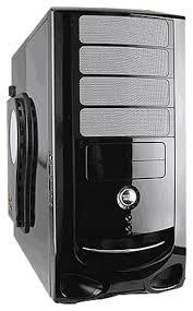 Купить <b>корпус ATX Miditower INWIN</b> J614 550W Black в интернет ...