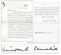 winston churchill resignation letter business insider churchill resignation letter