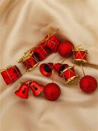 <b>Елочные украшения</b> новогодние (<b>набор</b> 11 шт.) Зимнее ...