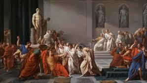 Morte di Giulio Cesare