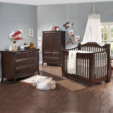 wood baby nursery furniture sets
