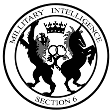 Image result for MI6 LOGO