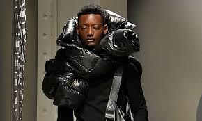 Juun.J Turns the Puffer Jacket Into an Unorthodox <b>Scarf</b> for FW18