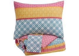Meghana Pink/Orange <b>Комплект постельного белья</b> ...