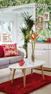 tropical living rooms: take to the tropics with our range of great value colour popping accessories and instantly transform your living room space into a summer paradise