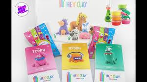 Залипаки <b>Hey Clay</b>. <b>Легкий пластилин</b> для творчества! Конкурс ...