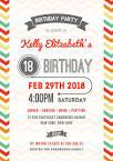 Дизайн открыток на день рождения