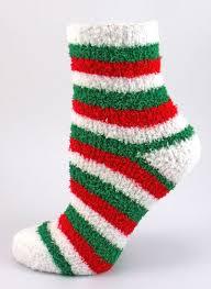 Fuzzy Christmas Slipper <b>Socks</b> | <b>Носки</b>