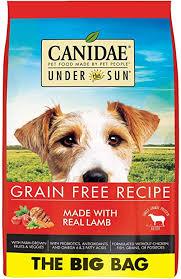 CANIDAE Under the Sun Grain Free Adult Dog Food ... - Amazon.com