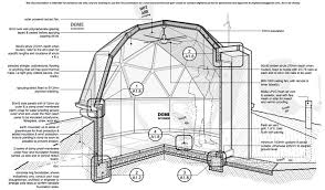 Next Gen Geodesic Dome Greenhouse   Free Open Source Plans    Geodesic Dome Section