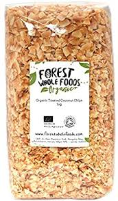 Forest Whole Foods <b>Organic Toasted Coconut Chips</b> (10kg ...