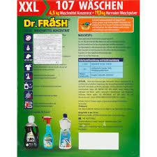 <b>Концентрированный стиральный порошок</b> Dr.Fräsh Color 4.5 кг в ...