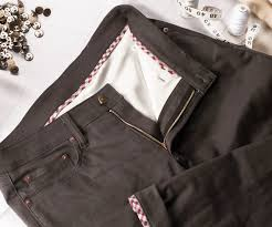 <b>Mulberry Silk</b> Lined <b>Pants</b>