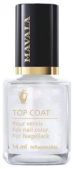 <b>Mavala Top Coat</b> for Nail Color 14ml