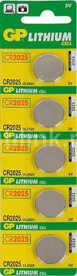 Купить <b>CR2025 Батарейка GP</b> Lithium в интернет-магазине ...