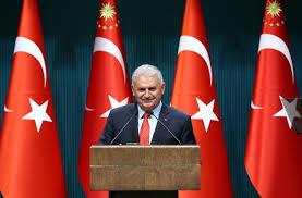 Başbakan Yıldırım Beştepe'de gençlere seslendi