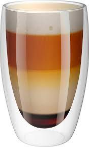 Чашка стеклянная с <b>двойными стенками</b> Alto Стекло - купить в ...