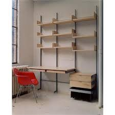 desk secretary from atlas industries modular furniture system