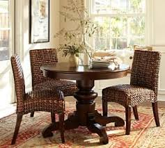 barn kitchen table  tivoli fixed pedestal dining table j