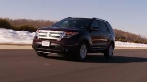 <b>Ford Explorer</b> 2011-2015 Road Test