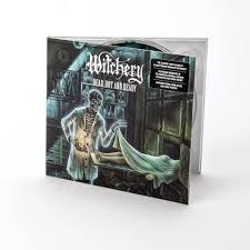<b>witchery dead hot</b> and ready digipak cd