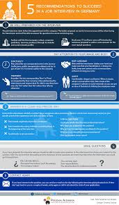 recommendations to succeed in a job interview in jag infographic job interview