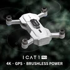 New Discounts on : (Off Sale ICAT1 PRO Foldable GPS WIFI FPV ...