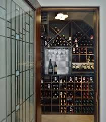 minimalist interior home wine room design ideas with beautiful wood materials wall wine shelf units and box version modern wine cellar furniture