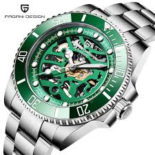<b>PAGANI DESIGN</b> Brand 1659 Fashion Mens Automatic Watches ...