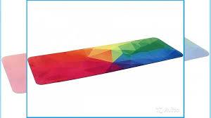 <b>Коврик</b> для йоги <b>larsen microfiber style</b> 5 180 Х 60 купить в ...