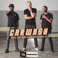The Carwash with Teko Modise & Sean Roberts