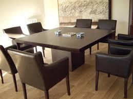 elegant square black mahogany dining table:  ideas about square dining tables on pinterest dining table settings square tables and dinning table