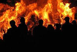 Bildresultat för valborgsmässoafton eld