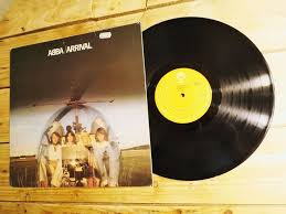 <b>ABBA ARRIVAL</b> LP 33T VINYLE EX COVER EX ORIGINAL 1976 ...