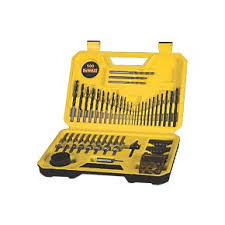 DeWalt Straight Shank Combination Drill Bit Set <b>100 Pieces</b> | Drill Bit ...