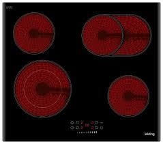 <b>Электрическая варочная панель Korting</b> HK 62550 B — купить по ...