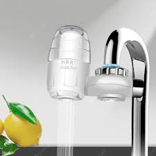 Household Kitchen <b>Faucet Water Purifier</b> with <b>7</b>-<b>layer</b> Filtration Sale ...