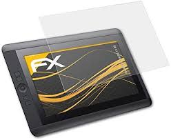 atFoliX <b>Screen Protector</b> compatible with Wacom CINTIQ 13 <b>HD</b> ...