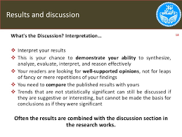 Results and discussion     SlideShare