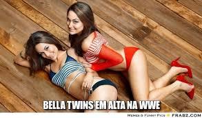 Bella Twins em alta na WWE... - Meme Generator Captionator via Relatably.com