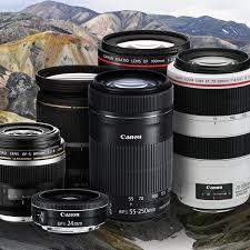 Лучшие <b>объективы</b> для <b>Canon</b> / Гид покупателя