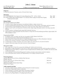 examples of resumes example a good application format 81 enchanting example of good resume examples resumes