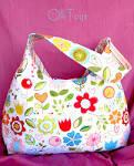 Выкройка летняя сумка своими руками из ткани