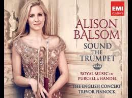 <b>Alison Balsom</b> | LISTEN to new album - <b>Sound</b> The Trumpet - YouTube