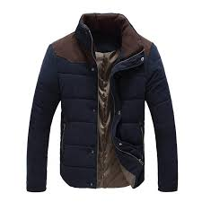 New Jacket Men 2018 <b>Hot Sale</b> Thick High Quality <b>Autumn Winter</b> ...