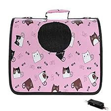 BOOB Dog Carrier Portable Pet Backpack Messenger ... - Amazon.com