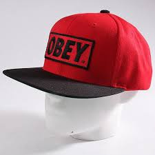 Кепка <b>Obey</b> Original Red