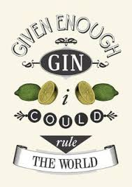 Gin Quotes on Pinterest | Gin, Gin And Tonic and Mugs