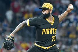 Pirates closer Felipe Vazquez arrested on child sex charges from ...